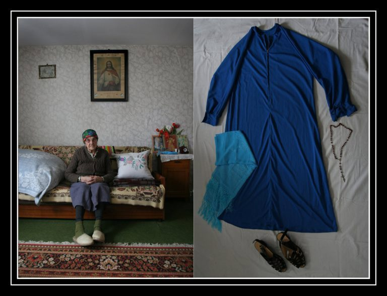 Clothes for death - Documentary photographer Anna Bedyńska