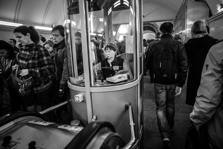 In th cage - Documentary photographer Anna Bedyńska