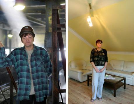 Women miners - Documentary photographer Anna Bedyńska